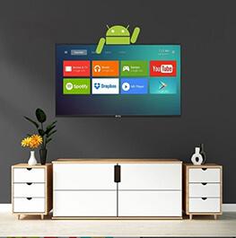 چگونه تلویزیون هوشمند آر تی سی خود را به اینترنت وای فای WiFi وصل کنیم