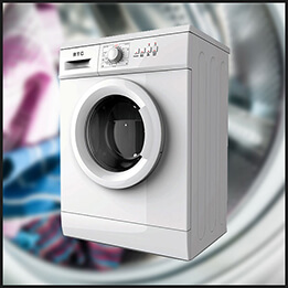 ماشین لباسشویی آر تی سی